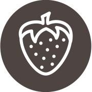 Fraise : Le fruit diurétique et antiride